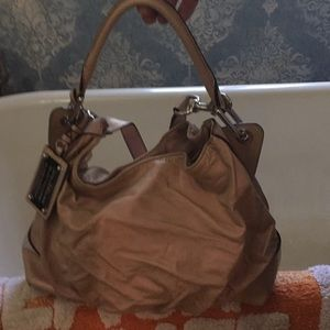 Dolce & Gabanna handbag  shimmer pink authentic